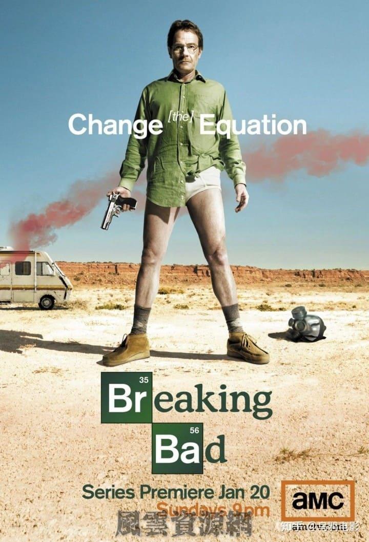 2008-2012 绝命毒师 1-5季全/Breaking.Bad  英语中字/720P 百度云