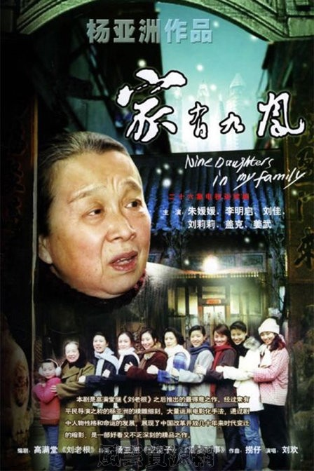 2005 家有九凤 李明启/姜武/张英 26集全 国语中字 MP4/23G/720P